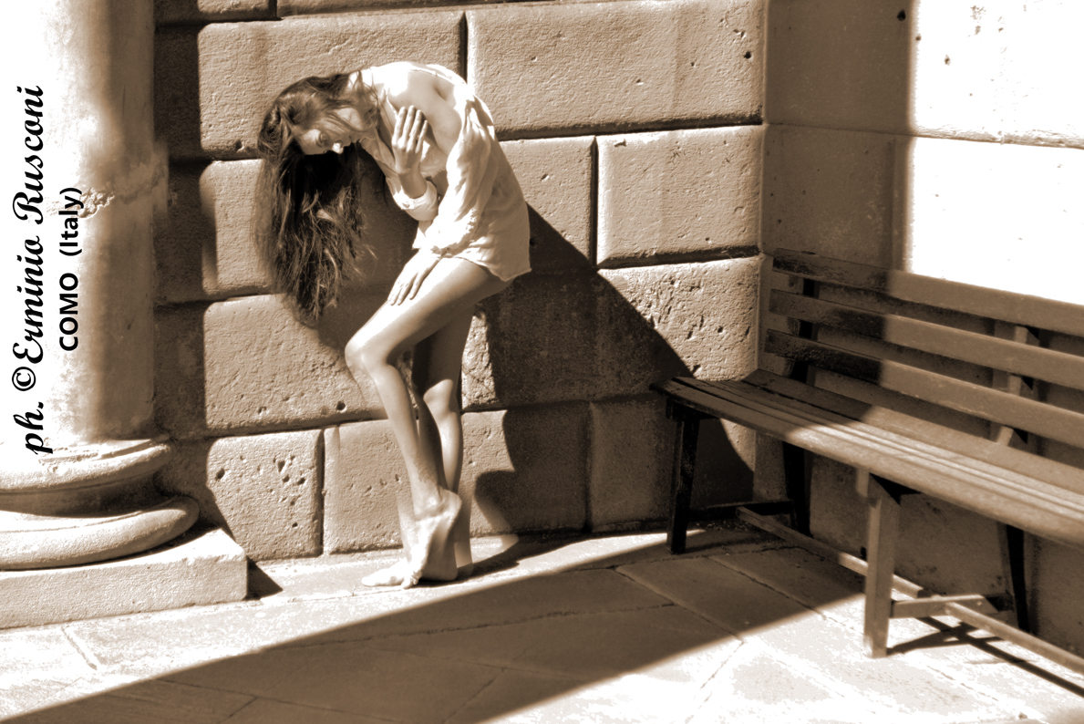 Mikym per Erminio Rusconi al workshop