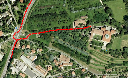 come arrivare al workshop